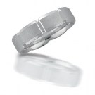 NS1096-6GCEW Novell Wedding Band