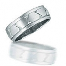 P1589-7G Novell Wedding Band