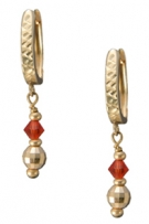 EG21-72  Swarovski Crystal Earrings
