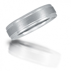 NS1033-6GCEW Novell Wedding Band