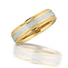 NS270-6GCET Novell Wedding Band