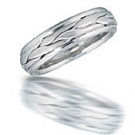 P1706-6GC Novell Wedding Band