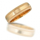 Z8043-6G Novell Wedding Band
