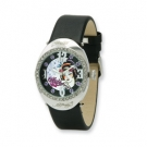XWA3492 Ladies Ed Hardy Sovereign Black Band 35x48mm Watch