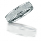 N107-6GCEW  Novell Wedding Band
